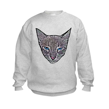 Cat Kids Sweatshirt