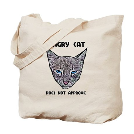 Does Not Approve Tote Bag