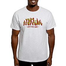 Dragon Ninja Nurse T-Shirt