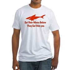 Golden Shark Rule Shirt