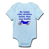 Dirt Biker (boy) Infant Bodysuit