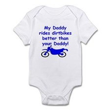 Dirt Biker (boy) Onesie