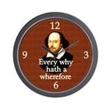 Wherefore Wall Clock