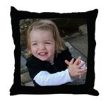 Victoria Revoir's Official Throw Pillow