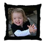 Victoria Revoir's Official Throw Pillow