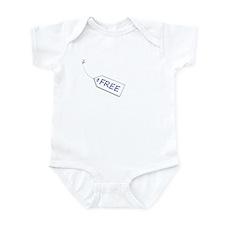 Free Kid Infant Bodysuit