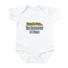 """""""Have No Fear: Cardiologist"""" Infant Bodysuit"""