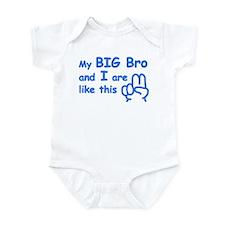 My Big Brother Infant Bodysuit