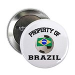 Brazil Soccer Button