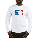 Major League type Infidel Long Sleeve T-Shirt