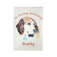 Buddy Rectangle Magnet
