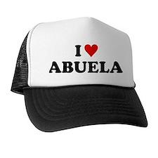 I Love Abuela Trucker Hat