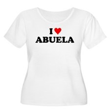 I Love Abuela T-Shirt