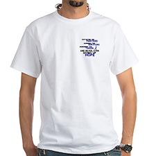 Supporting Admiring Honoring 3 (Blue) Shirt