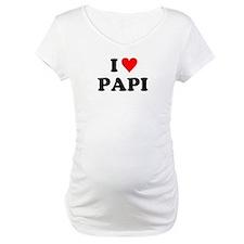 I Love Papi Shirt