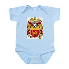 Harrison Family Crest Infant Creeper