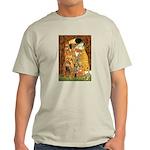 Kiss / Cocker (brn) Light T-Shirt