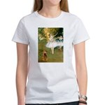 Dancers / Cocker (brn) Women's T-Shirt