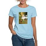 Dancers / Cocker (brn) Women's Light T-Shirt
