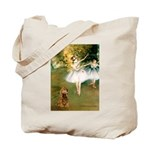 Dancers / Cocker (brn) Tote Bag