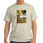 Dancers / Cocker (brn) Light T-Shirt