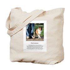 First Lessons Tote Bag