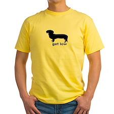 Get Low (Weiner Dog) T