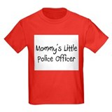 Mommy's Little Police Officer T