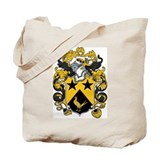 Heath Family Crest Tote Bag