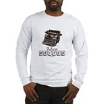 Future Writer Aspring Author Long Sleeve T-Shirt