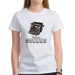 Future Writer Aspring Author Women's T-Shirt