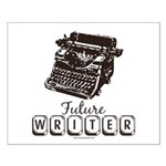 Future Writer Aspring Author Small Poster