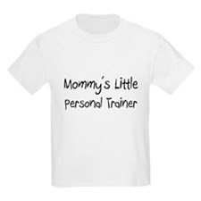 Mommy's Little Personal Trainer T-Shirt