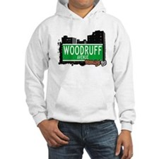 WOODRUFF AVENUE, BROOKLYN, NYC Hoodie