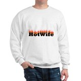 Flaming Hotwife Sweatshirt