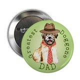 "Wheaten Dad 2.25"" Button"