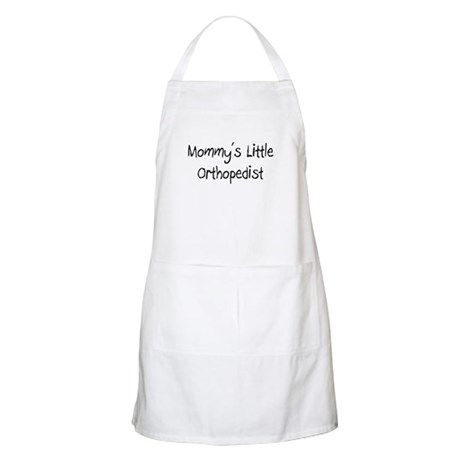 Mommy's Little Orthopedist BBQ Apron