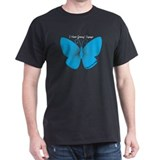I Have Graves' Disease - Butterfly T-Shirt