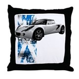 Scottish Elise Throw Pillow