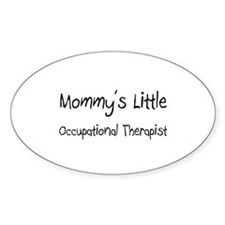 Mommy's Little Occupational Therapist Decal