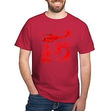 POW-MIA Red T-Shirt