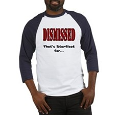 Dismissed, Get Out Baseball Jersey