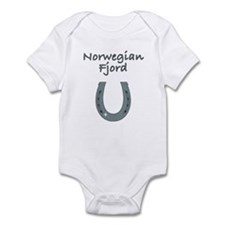 Norwegian Fjord Infant Bodysuit