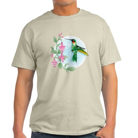 FUCIA HUMMINGBIRD Light T-Shirt
