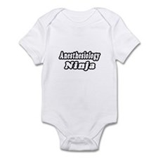 """Anesthesiology Ninja"" Infant Bodysuit"