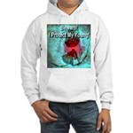 Beware! I Protect My Young! Hooded Sweatshirt