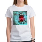 Beware! I Protect My Young! Women's T-Shirt