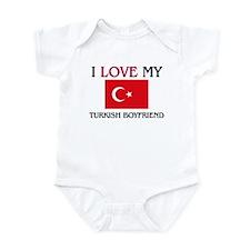 I Love My Turkish Boyfriend Onesie