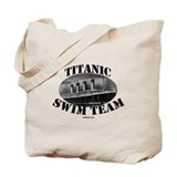 Titanic Swim Team Tote Bag