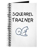 Squirrel Trainer Journal